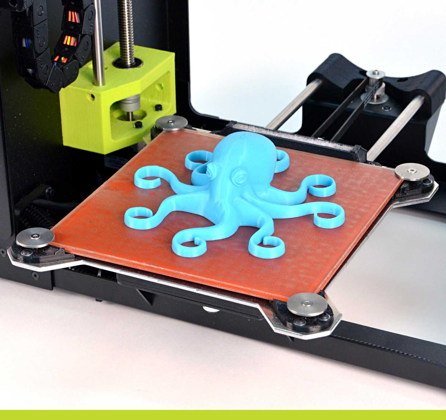 3D Silicone Rubber Printer Heaters