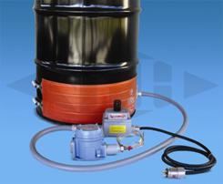 Hazardous Area/Explosion Proof Drum Heaters